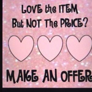 Other - Make offer!!
